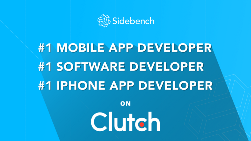Sidebench is the #1 App & Software Development Company